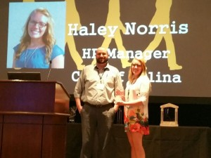TMHRA Rising Star - Haley Norris